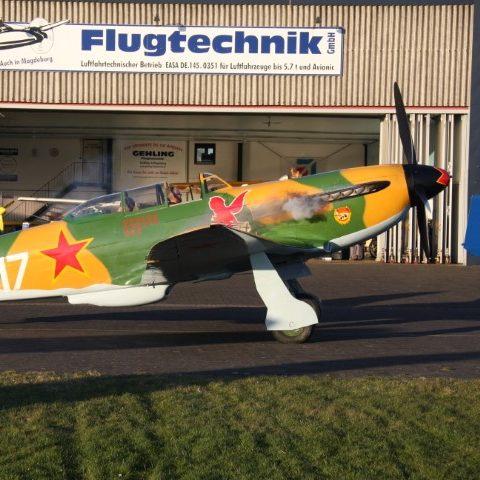 Gehling Flugtechnik | Flugzeuge | Yaks