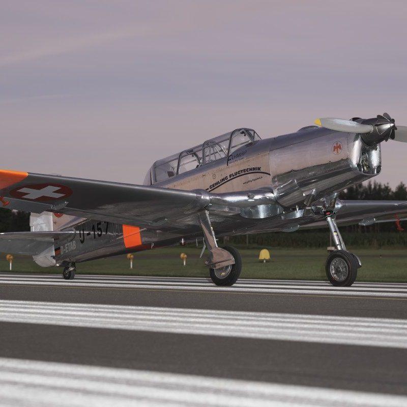 Gehling Flugtechnik | Flexibel | Zuverlässig | Kompetent